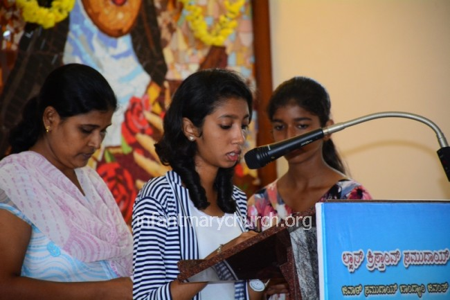 Infant Mary Church, Bajjodi - Mangalore - Little Flower