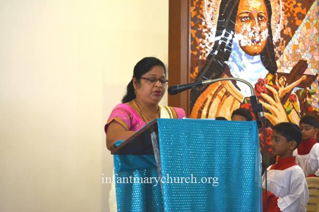 Infant Mary Church, Bajjodi - Mangalore - Family Feast