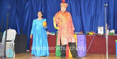 Bible Magic Show held at Bajjodi