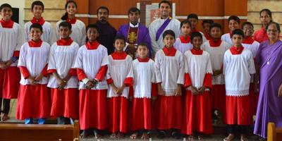 Feast of St John Berchmans Celebrated at Bajjodi