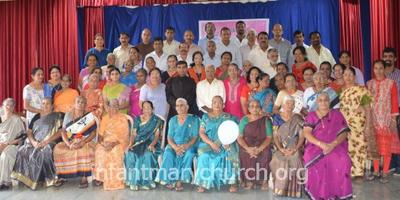 Senior Citizens' Day Celebrated at Bajjodi