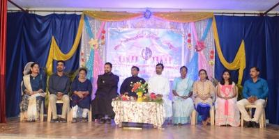 ICYM Varshik Divas celebrated at Infant Mary Church, Bajjodi